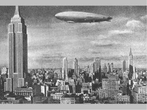 Эмпайр Стейт Билдинг фото 1931 г