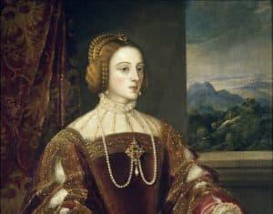 Мария Изабелла Португальская