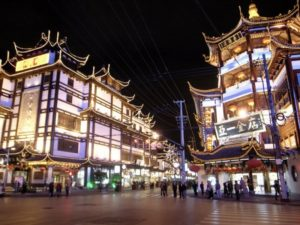 Шанхай – жемчужина Китая