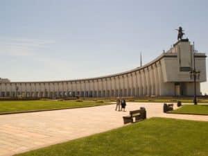 Здание Музея Победы