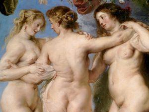 «Три грации» Питера Пауля Рубенса