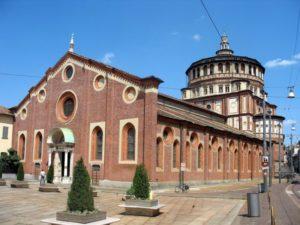 Церковь Санта Марии делле Грациа