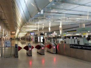 Метрополитен Сингапура