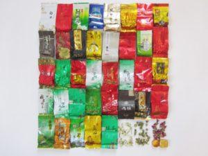 Китайский чай в порционных пакетиках