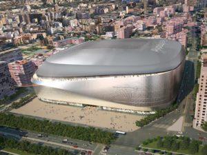 Над проектом работали лучшие архитекторы Мадрида