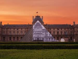 Исчезающая пирамида