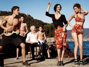 Итальянцы веселый народ