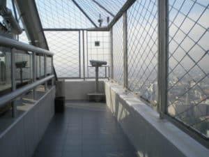 Латиноамериканская башня смотровая площадка