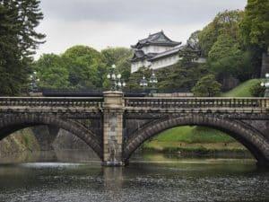 «Двойной мост» Нидзюбаси