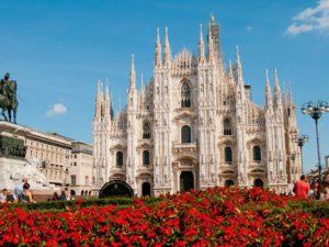 Собор Дуомо – символ Милана