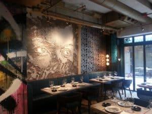 Ресторан по мотивам фильма «Форест Гамп»