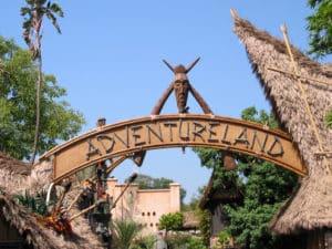Захватывающие события ждут гостей в Adventureland