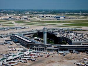 Аэропорт Чикаго