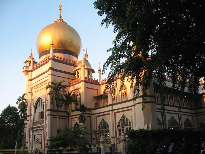 Мечеть Сулеймана Хуссейна