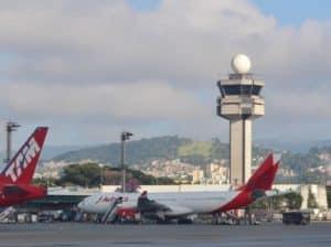 Международный аэропорт Гуарольес