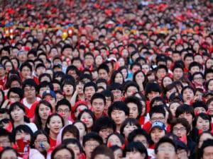 Проживает около 22 млн. человек