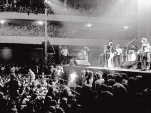 В 60-х годах состоялся концерт Rolling Stones
