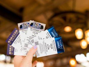 Билеты в Диснейленд