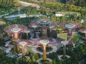 Сады должна была стать национальным символом.