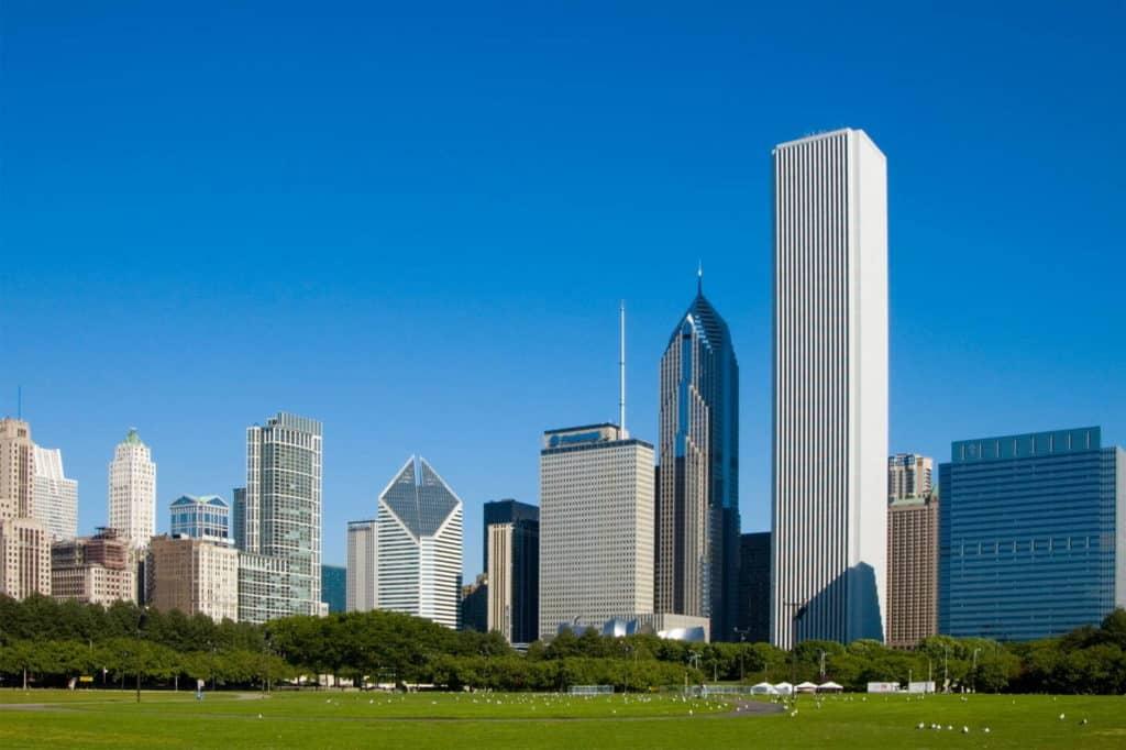 Чикаго Достопримечательности города фото с названиями описанием Иллинойс США