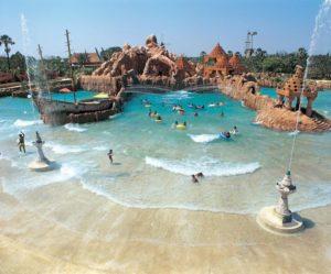 Самый большой в Азии аквапарк