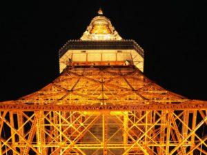 Tokyo Skytree имеет расширенную конструкцию у основания