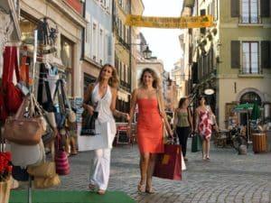 Город моды и шоппинга