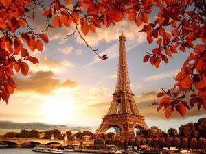 Неотъемлимая часть парижского пейзажа