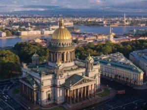 Санкт Петербург город - побратим Милана