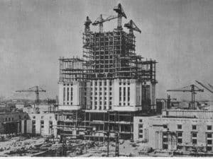 Фото со строительства