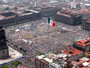 Прирост населения в Мехико идет быстрыми темпами