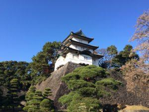 Сторожевая башня Фисими-ягура