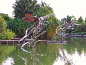 Озеро стрекоз