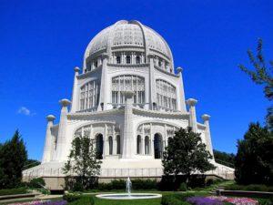 Бахайский храм в Чикаго