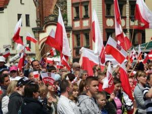 Более 90 % населения – этнические поляки