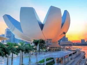 Сингапурский музей Искусства и Науки