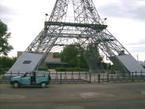 Село Париж в Челябинской обл
