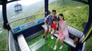 Crystal Cable Car