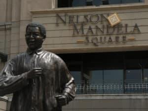 Памятник Нельсону Мандела