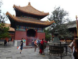 Храм Конфуция посещают самостоятельно или в составе экскурсий