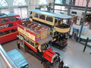 Музей транспорта Джеймс Холла