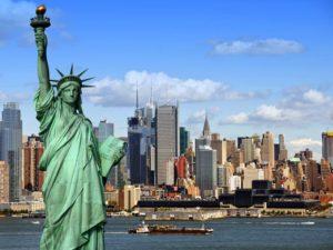 Статуя Свободы была полностью построена за счет пожертвований