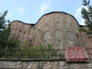 Церковь святой Феодосии