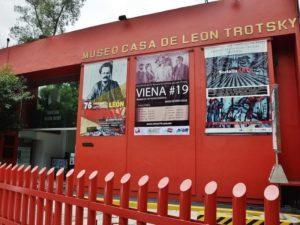 Дом Льва Троцкого