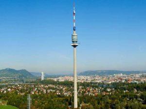 Дунайская телебашня