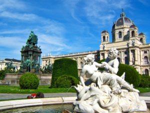 Фонтан Tritonen un Najadenbrunnen