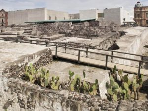 Исторический комплекс Темпло Майор