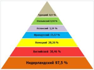 Языковая пирамида