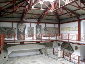 Экспозиция мозаики
