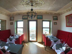 Marbella Terrace Cafe Restaurant